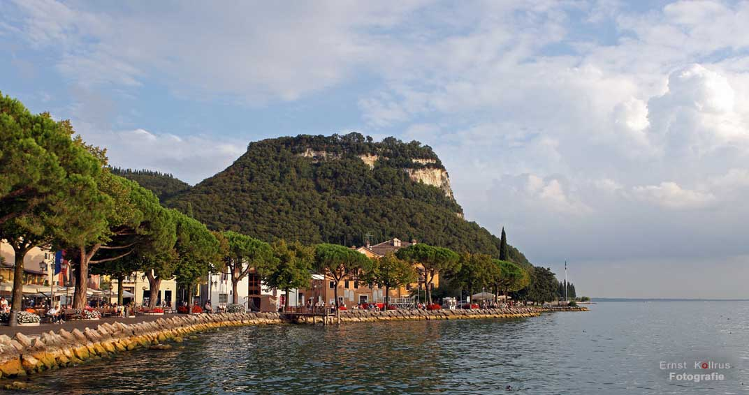Seepromenade Garda