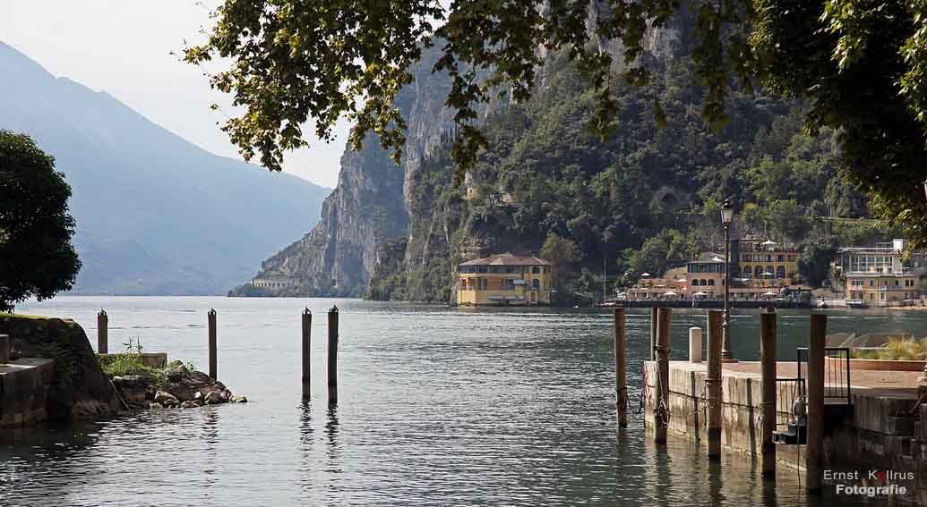 Promenade Riva del Garda